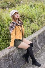 DSC_7479 (Robin Huang 35) Tags: devi 擎天崗 陽明山 街拍 人像 portrait lady girl nikon d850 士林區 臺北市 臺灣 tw