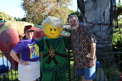 "Tracey and Scott with Lloyd from Ninjago • <a style=""font-size:0.8em;"" href=""http://www.flickr.com/photos/28558260@N04/45567234924/"" target=""_blank"">View on Flickr</a>"