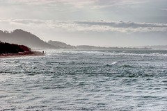 7035-37 (taszee63) Tags: tasmania northcoast beach sand shore water waves hdr 3xp