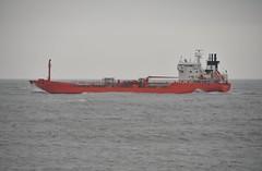 Dutch Emerald (Hugo Sluimer) Tags: nlrtm onzehaven portofrotterdam port haven nederland zuidholland holland nikon nikond500 d500