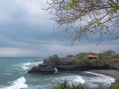Tanah Lot (neelabh75) Tags: tanah lot bali indonesia sea sky rock temple lumix panasonic g85