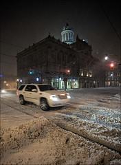 king_jarvis_snow_suv_01_8779842380_o (wvs) Tags: cold night snow toronto ontario canada can