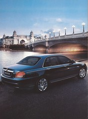 Roewe 750 (Hugo-90) Tags: rover 75 roewe 750 car auto automobile ads advertising brochure