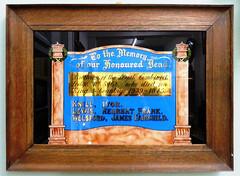 Memorial glass plaque in Ilfracombe Museum, Ilfracombe, Devon, England (Knill Family History) Tags: knill ilfracombemuseum ilfracombewarmemorial ilfracombe devon england genealogy richardivorknill ivorrichardknill poppyday remembrancesunday secondworldwar worldwartwo worldwarii wwii ww2 worldwar2 ancestry 19182018 commemoration devonshireregiment commando normandy france operationhuskey ranville familyhistory