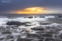 ALBR_6D__MG_0134-Edit-copy.jpg (Alessio Brengetto) Tags: 2018 november beach spain cloud water sand sea mijas españa clouds