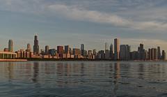 USA - Illinois - Chicago - Skyline