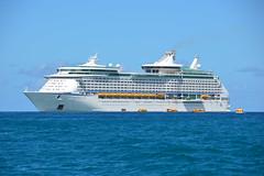 MS Explorer of the Seas (Seventh Heaven Photography *) Tags: royal caribbean msexploreroftheseas cruise ship nikon d3200 sea ocean pacific water sky blue
