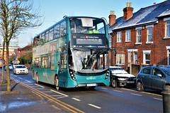 Reading Buses 765 (stavioni) Tags: emerald double decker alexander dennis enviro 400 mmc 765 yy15oyg reading buses bus berkshire