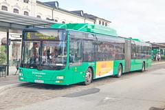MAN Lion's City Skanetrafiken in Malmö 3.9.2018 3305 (orangevolvobusdriver4u) Tags: 2018 archiv2018 schweden sweden sverige malmö malmoe malmo bus autobus manlionscity man lionscity skanetrafiken gelenkbus articulated