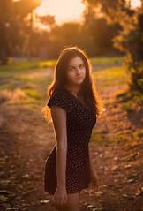 Backlight ({jessica drossin}) Tags: jessicadrossin woman backlight natural light park brunette girl teen pretty
