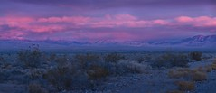 Sunset Tecopa Road 2519 B (jim.choate59) Tags: jchoate on1pics tecoparoad oldspanishtrail sunset landscape desert clouds mountains
