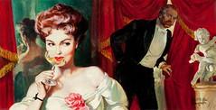 Walter Martin Baumhofer «Murder with an All-Star Cast» (Gostya) Tags: paintings art artists americanart