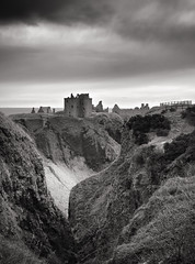 stoch (northernscape) Tags: castle dunnottar stonehaven mono blackandwhite longexposure nd10 sigma merrill dp2m