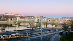 The Chain Bridge (RobW_) Tags: early morning view chain bridge sofitel budapest hungary amaviola danube 16nov2018 november 2018