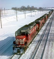 CB&Q GP30 967 (Chuck Zeiler48Q) Tags: cbq gp30 967 burlington railroad emd locomotive naperville train chuckzeiler chz