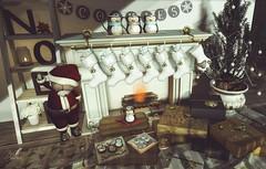 christmas cookies.. (ravenwings resident) Tags: acorn chezmoi dustbunny kalopsia tannenbaum theepiphany whatnext
