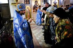 04.12.2018 Праздник Введения во храм Пресвятой Богородицы