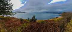 View from the house (Donald Morrison) Tags: isleofmull salen tobermory sea coast autumn scotland highlands