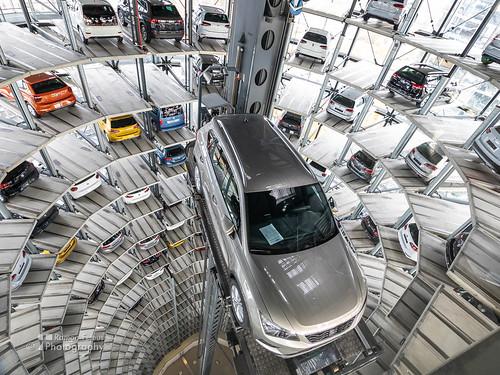 Volkswagen Autostadt Wolfsburg