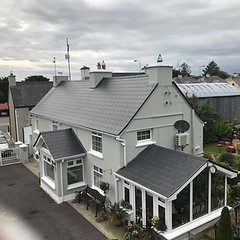 Exterior painting, Kenmare, Kerry, water repellent