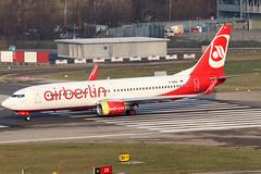 D-ABKN_01 (GH@BHD) Tags: dabkn boeing 737 738 737800 b737 b738 ab ber airberlin tui tuifly x3 zrh lszh zurichairport zurich kloten aircraft aviation airliner