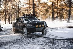 DSC_8282 (Steven Lenoir) Tags: nissan nissanfrontier frontier clubfrontier d40 prerunner prerunning snow mountlaguna mountain offroading offroad 4x4 4x2 snowing drift drifting snowdrifting racetruck prerunners trophytruck