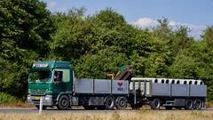 AG92190 (18.07.24, Motorvej 501, Viby J)DSC_6506_Balancer (Lav Ulv) Tags: 256823 ibfbeton mercedesbenz actros actros930 actros2548 e4 euro4 green 6x2 2008 rigid trailer driverfrank loadingcrane læssekran palfingercrane palfinger truck truckphoto truckspotter traffic trafik verkehr cabover street road strasse vej commercialvehicles erhvervskøretøjer danmark denmark dänemark danishhauliers danskefirmaer danskevognmænd vehicle køretøj aarhus lkw lastbil lastvogn camion vehicule coe danemark danimarca lorry autocarra danoise vrachtwagen motorway autobahn motorvej vibyj highway hiway autostrada