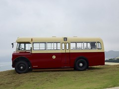 Hong Kong Vintage Bus (ampledriving) Tags: hk cmb