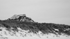 Rock - Saint Pabu (patrick_milan) Tags: rock rocher saint pabu mer plage sea water sand sable bretagne finistere
