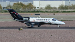 Cessna 525B CitationJet CJ3 N759R (ChrisK48) Tags: cessna525b 2009 citation starbaseaviationllc n759r citationjetcj3 kdvt aircraft airplane phoenixaz dvt phoenixdeervalleyairport