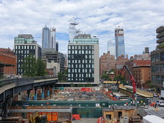 201809099 New York City Chelsea High Line (taigatrommelchen) Tags: 20190938 usa ny newyork newyorkcity nyc manhattan chelsea highline icon urban city building skyline park constructionsite