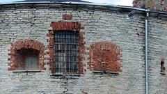 Patarei prison (Tallinn, 20180813) (RainoL) Tags: crainolampinen 2018 201808 august building eesti estonia fortification fz200 geo:lat=5945103270 geo:lon=2473978170 geotagged harjumaa kalamaja patarei prison summer tallinn viro est