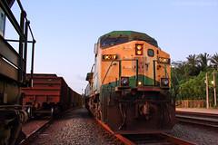 Vale S.A. Estrada de Ferro Carajás. (Cristiano Oliveira.) Tags: dash 9 ferronorte carajás vale