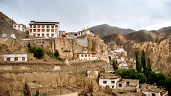 Villages (madentropy) Tags: incredibleindia mountains leh landscape ladakh travel india