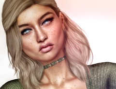 Pout (ameliamichelle) Tags: okkbye stealthic cae theskinnery suicidalunborn