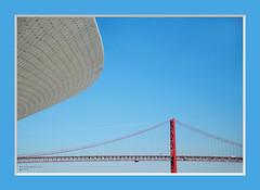 Lisbon Ponte 25 de Abril (petermüller21) Tags: portugal lissabon maat brücke