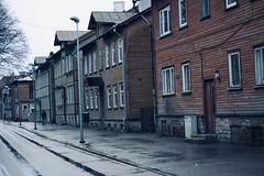 Les cases de fusta de Kalamaja (Josep Granger) Tags: tallinn estonia estii kalamaja