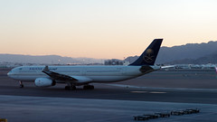 Saudi Airlines HZ-AQ26 (NA.dir) Tags: medina airport prince mohammad bin abdulaziz international saudi arabia airlines