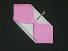 Cubic masu with handles Tuto step 7 (Mélisande*) Tags: mélisande origami box masu