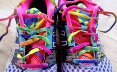 These Are Just Beachy (flowrwolf) Tags: smileonsaturday multicolora multicoloured ascicstrainingshoes sneakers ascicsnoosa creativetabletopphotography crosstrainers shoelaces bright vivid vividcolour huaweicltl29 phonecamera flowrwolf
