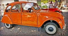 Citroën 2CV Deuche, Rétrofolies 2018 de Spa, Belgium (claude lina) Tags: claudelina belgique belgium belgië spa rétrofolies rétrofolies2018despa voiture car oldcar vieillesvoitures 2cv citroën citroën2cv deuche