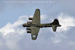 1842 Sally B (photozone72) Tags: dunsfold dunsfoldpark wingswheels aviation airshows aircraft airshow canon canon7dmk2 canon100400f4556lii 7dmk2 warbirds wwii sallyb b17 b17bomber usaf