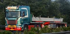 DK - Henrik Palle Scania R13 HL (BonsaiTruck) Tags: henrik palle scania lkw lastwagen lastzug truck trucks lorry lorries camion caminhoes