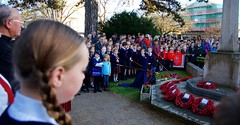 Chalfont St Peter Remembrance Day - 11 November 2018