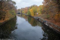 Landwehr Canal, Berlin (glorund) Tags: architecture building daytime foliage landscape outdoor outdoors scene style time urban view water glorundblogspotcom