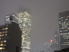 IMG_5082 (Brechtbug) Tags: 2018 november evening blizzard snow storm hells kitchen clinton near times square broadway nyc 11152018 new york city midtown manhattan snowing storms snowstorm winter weather building fog like foggy hell s nemo southern view ny1snow