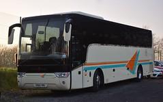 XX65YRS  Hunters, Sauchie (highlandreiver) Tags: xx65yrs xx65 yrs hunters coaches sauchie alloa van hool tx bus coach southern barrhead stirling albion annan athletic