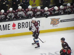 IMG_5182 (Dinur) Tags: hockey icehockey nhl nationalhockeyleague avalanche avs coloradoavalanche ducks anaheimducks