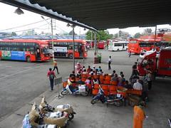 Futa Bus Station Ho Chi Minh City