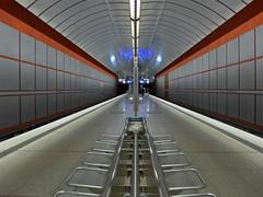 Kreillerstraße (jrw080578) Tags: underground germany deutschland bavaria bayern munich münchen ubahn